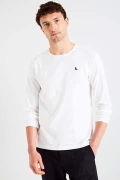 Jack Wills Dunsford Basic Long Sleeve T-Shirt