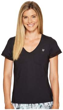 Eleven Paris by Venus Williams Diamond Intensity Short Sleeve Women's Short Sleeve Pullover