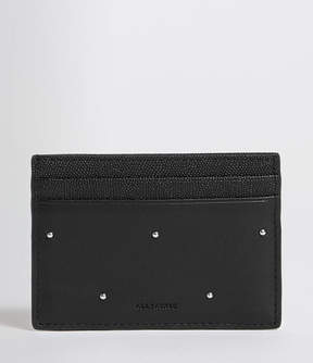 AllSaints Kathi Leather Card Case