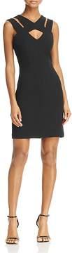 Betsey Johnson Strappy Cutout Dress