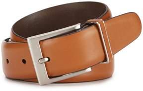 Daniel Cremieux Metal Keeper Leather Belt