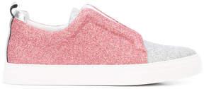 Pierre Hardy slip-on sneakers