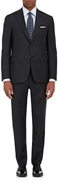 Canali Men's Capri Herringbone Wool Two-Button Suit