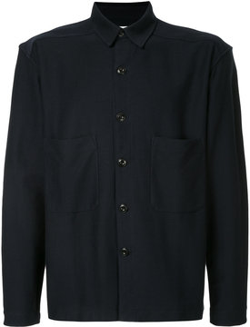 Lemaire two front pockets shirt