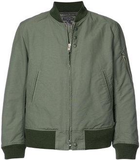 Engineered Garments Aviator bomber jacket