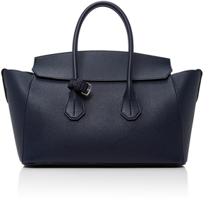 Bally Textured-Leather Tote