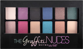Maybelline The Graffiti Nudes Eyeshadow Palette - Only at ULTA