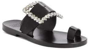 Maison Margiela Jeweled Flat Sandal