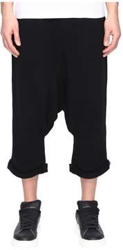 Mostly Heard Rarely Seen Dropcrotch Drawstring Shorts