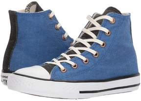 Converse Chuck Taylor All Star Chambray Hi Boys Shoes
