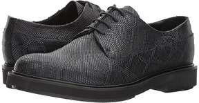 Emporio Armani Pitone Effect Oxford Men's Lace up casual Shoes