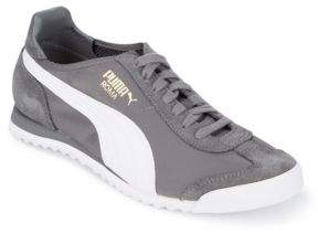 Puma Lace-Up Low-Top Sneakers
