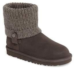 UGG Saela Knit Cuff Boot (Toddler, Little Kid, & Big Kid)