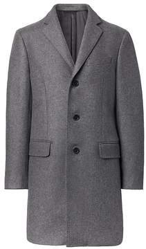 Banana Republic Double-Faced Italian Wool-Blend Topcoat