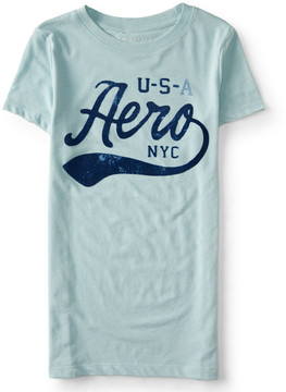 Aeropostale Aero USA NYC Graphic T
