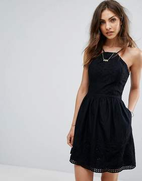 Abercrombie & Fitch Eyelet Dress