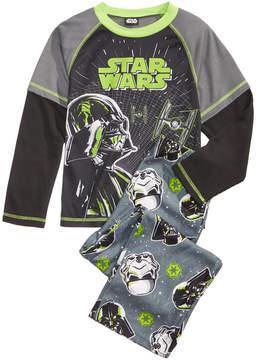 Star Wars 2-Pc. Pajama Set, Little Boys (4-7) & Big Boys (8-20)