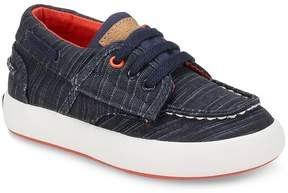 Sperry Boys' Striper II Jr Boat Shoes