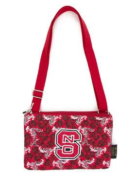 NCAA North Carolina State Wolfpack Bloom Crossbody Bag
