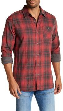 Weatherproof Double Layer Flannel Regular Fit Shirt