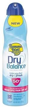 Banana Boat Dry Balance Sunscreen Spray - SPF 50 - 6oz