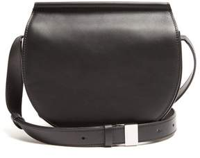 Givenchy Infinity Mini Leather Cross Body Bag - Womens - Black