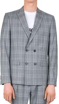 The Kooples Modern Prince de Galles Slim Fit Sport Coat