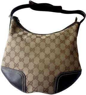 Gucci Hobo cloth handbag - BLUE - STYLE