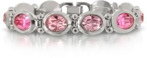 Forzieri Pink Crystals Bracelet