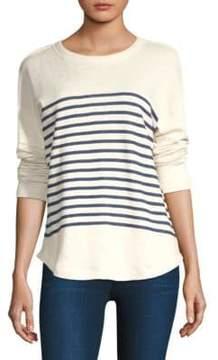Ella Moss Bretton Striped Sweater