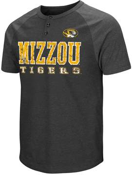 Colosseum Men's Campus Heritage Missouri Tigers Spotter Henley