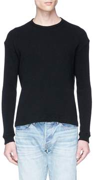 Simon Miller 'Lovell' cotton-silk waffle knit sweater