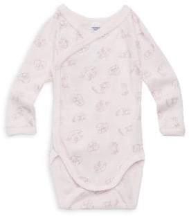 Petit Bateau Baby's Graphic Cotton Bodysuit