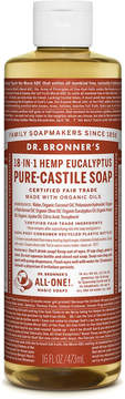 Dr. Bronner's Eucalyptus Pure-Castile Liquid Soap