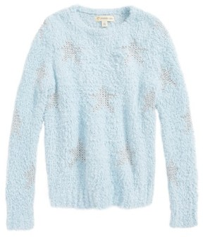 Tucker + Tate Toddler Girl's Sparkle Sweater