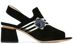 Nicholas Kirkwood 55mm Camille strap sandals