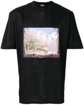 Lanvin dinosaur print T-shirt