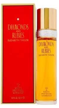 Elizabeth Taylor Diamonds and Rubies by Eau de Toilette Women's Spray Perfume