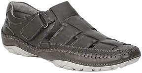 GBX Dark Gray Sentaur Sandal - Men