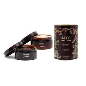 Juara Coffee & Creme Skin Smoothing Body Ritual