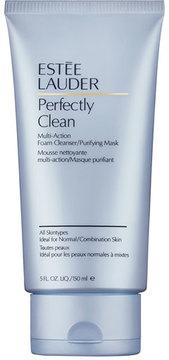 Estée Lauder Perfectly Clean Foam Cleanser/Purifying Mask, 5.0 oz.