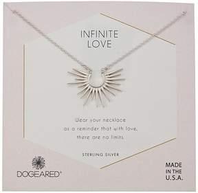 Dogeared You Are Sunshine, Medium Rays Necklace Necklace