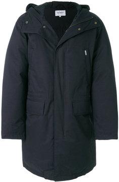 Carhartt padded hooded coat