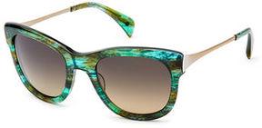 Salt Billingsley Acetate & Titanium Polarized Sunglasses