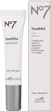 No7 Youthful Eye Serum
