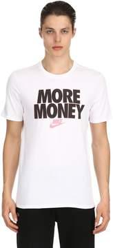 Nike Get Money Cotton Jersey T-Shirt