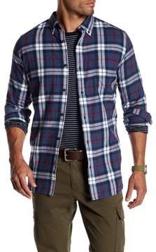 Joe Fresh Plaid Flannel Standard Fit Shirt