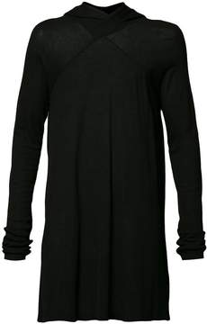 Julius elongated sleeves hoody