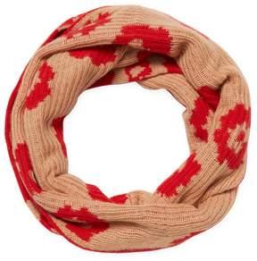 Portolano Women's Infinity Crocheted Scarf