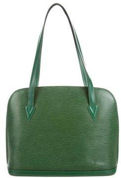 Louis Vuitton Epi Lussac Bag - GREEN - STYLE